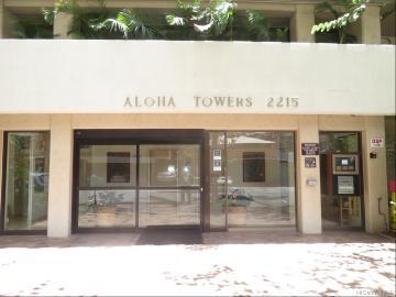 2215 Aloha Drive, 1702, Honolulu, HI 96815