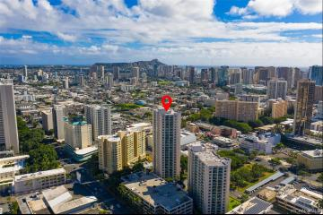 1450 Young Street, 606, Honolulu, HI 96814