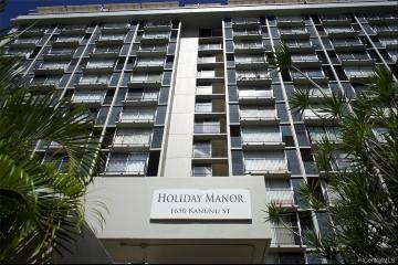 1650 Kanunu Street, 807, Honolulu, HI 96814