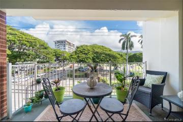1535 Punahou Street, 402, Honolulu, HI 96822