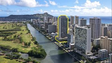 445 Seaside Avenue, 2717, Honolulu, HI 96815