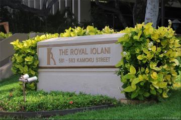 581 Kamoku Street, 502, Honolulu, HI 96826
