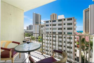 2440 Kuhio Avenue, 803, Honolulu, HI 96815