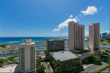 1778 Ala Moana Boulevard, 2502, Honolulu, HI 96815