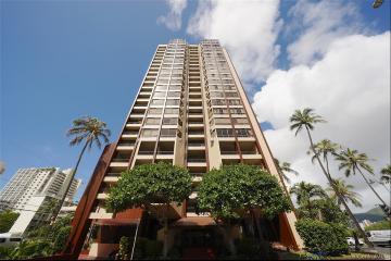 320 Liliuokalani Avenue, 1804, Honolulu, HI 96815