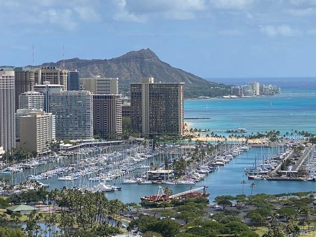 1288 Ala Moana Boulevard, 34F, Honolulu, HI 96814