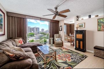 1634 Makiki Street, 606, Honolulu, HI 96822
