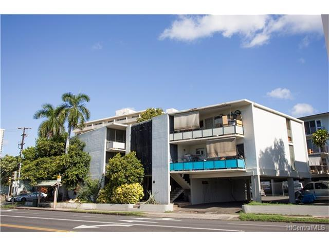 1414 Wilder Avenue, Honolulu, HI 96822