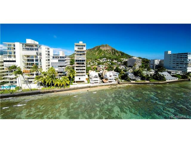 3019 Kalakaua Avenue, 12 The Penthouse, Honolulu, HI 96815