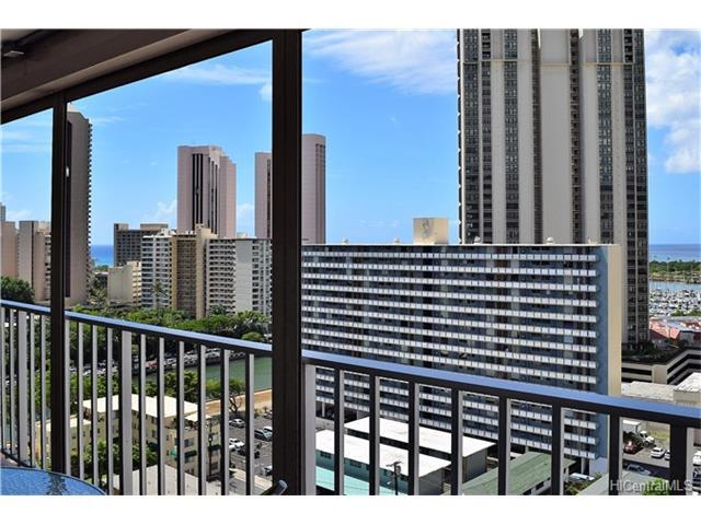 475 Atkinson Drive, 1708, Honolulu, HI 96814