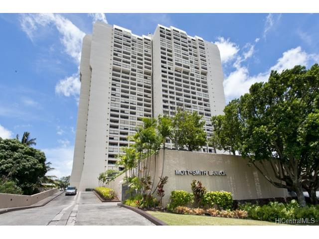1717 Mott Smith Drive, 1807, Honolulu, HI 96822