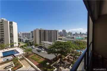 1717 Mott Smith Drive, 809, Honolulu, HI 96822