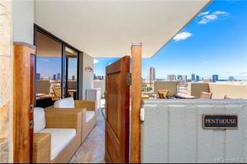 1521 Punahou Street, PH, Honolulu, HI 96822