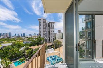 1634 Makiki Street, 703, Honolulu, HI 96822