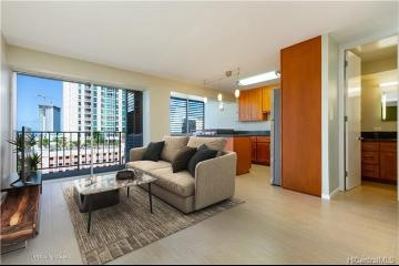 818 King Street, 1107, Honolulu, HI 96813