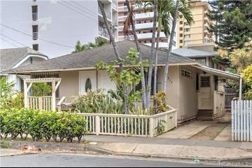 315 Liliuokalani Avenue, Honolulu, HI 96815