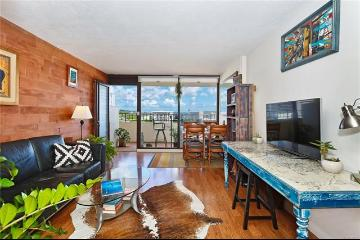 1710 Makiki Street, P-7, Honolulu, HI 96822