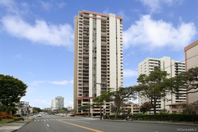 1201 Wilder Avenue, 1805, Honolulu, HI 96822