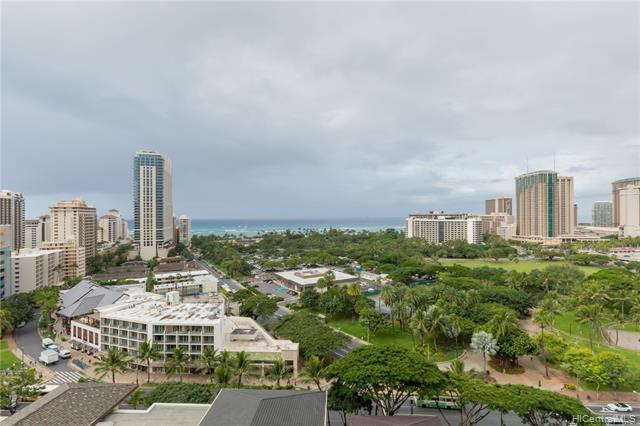 383 Kalaimoku Street, E1710 (Tower 1), Honolulu, HI 96815