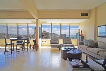 411 Hobron Lane, 3909, Honolulu, HI 96815