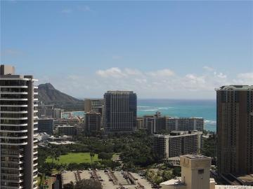 411 Hobron Lane, 3907, Honolulu, HI 96815