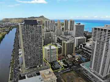 435 Seaside Avenue, 1604, Honolulu, HI 96815