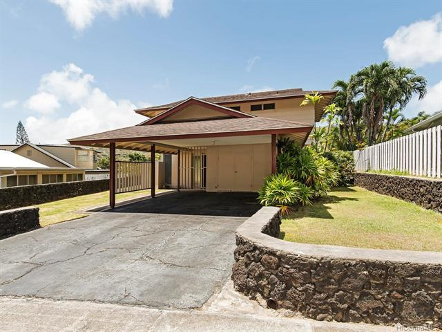 886 Ninini Way, Honolulu, HI 96825