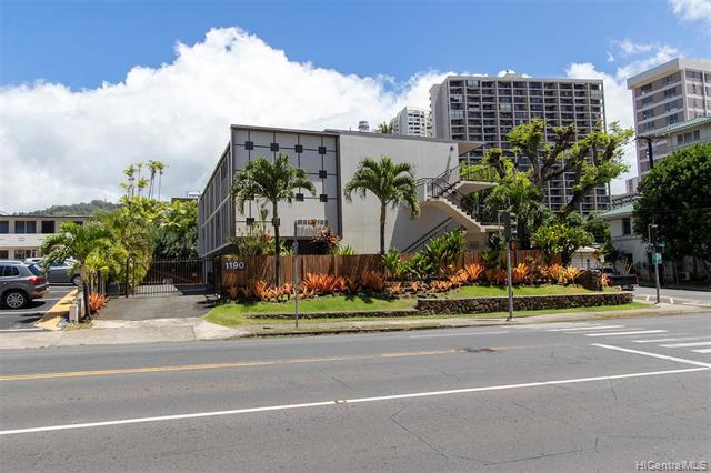 1190 Wilder Avenue, A103, Honolulu, HI 96822