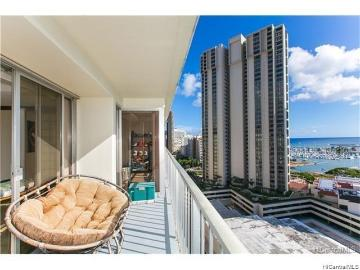 419 Atkinson Drive, 1606, Honolulu, HI 96814