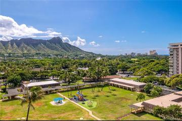 2600 Pualani Way, 1105, Honolulu, HI 96815