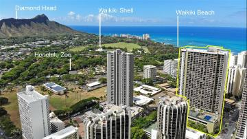 229 Paoakalani Avenue, 713, Honolulu, HI 96815