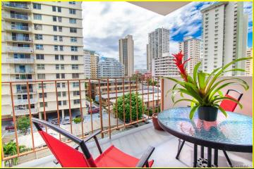 236 Liliuokalani Avenue, 601, Honolulu, HI 96815