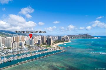 1777 Ala Moana Boulevard, PH2604, Honolulu, HI 96815