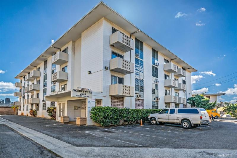 2649 Varsity Place, 207, Honolulu, HI 96826