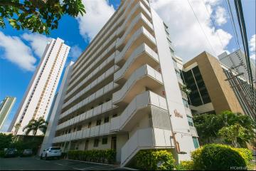 225 Liliuokalani Avenue, 4B, Honolulu, HI 96815