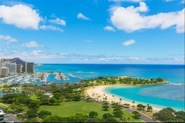1350 Ala Moana Boulevard, PH4, Honolulu, HI 96814