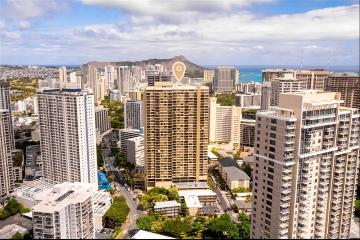 411 Hobron Lane, 2502, Honolulu, HI 96815