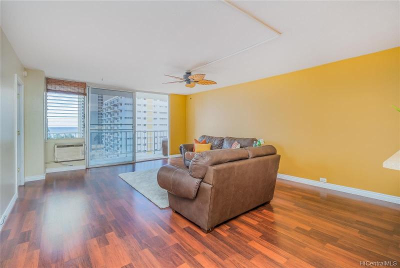 222 Liliuokalani Avenue, 1101, Honolulu, HI 96815