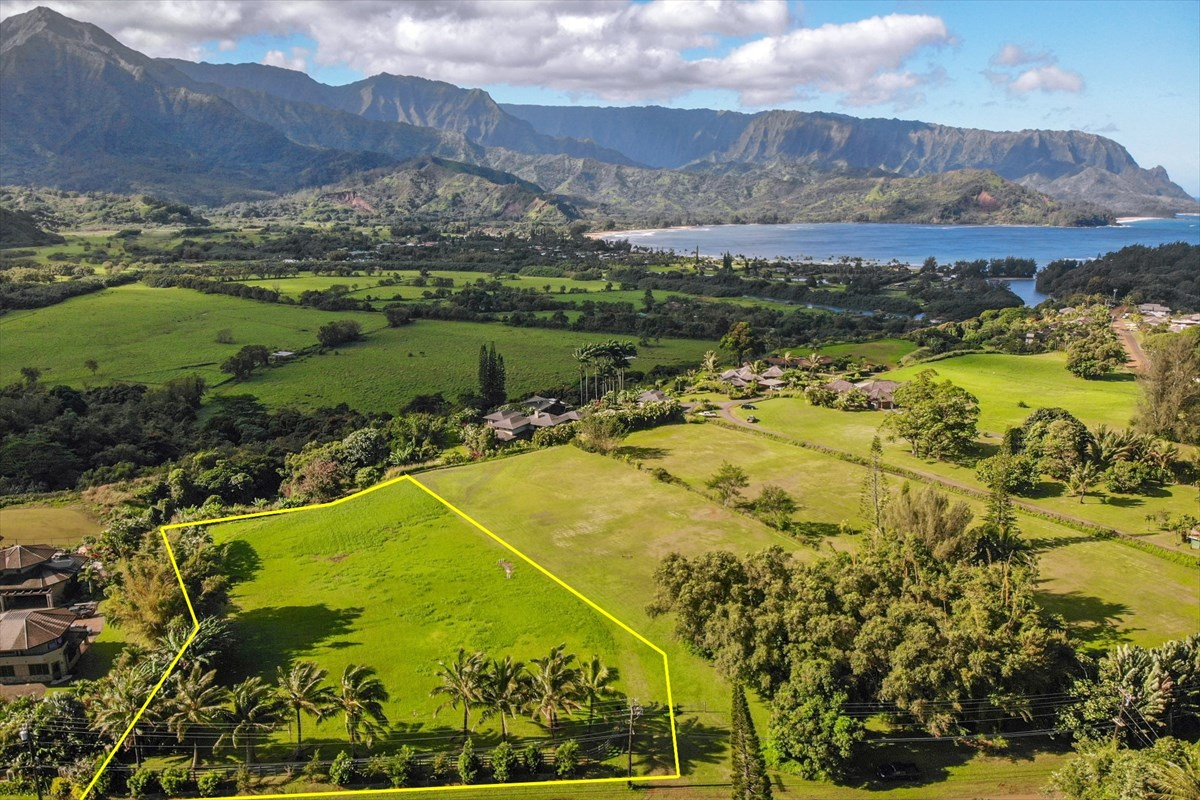 4901 Hanalei Plantation, LOT 10 UNITS A & B, Princeville, HI 96722