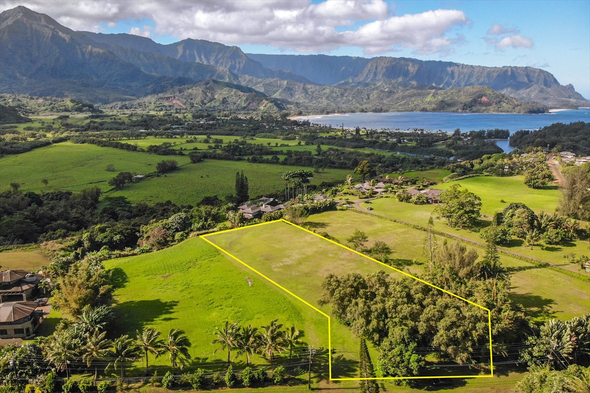 4901 Hanalei Plantation R, Lot 9 Units A & B, Princeville, HI 96722