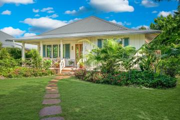 3 of bedrooms 3 of bathrooms Luxury Listing in Koloa
